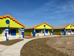 New Legoland Bungalows