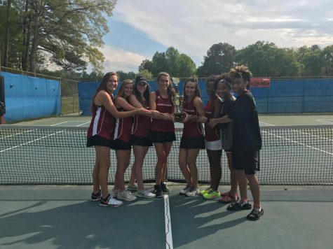 Northgate Tennis Team is Making History