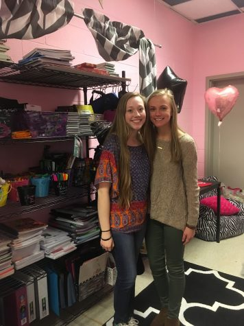 Chick-Fil-A-Leadership Helping the School One Closet at a Time