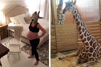 Pregnant Duo Become Youtube Famous