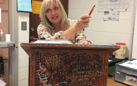Mrs. Gray: A Positive, Uplifting Spirit
