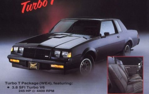"""""""THE"""" BUICK GRAND NATIONAL GNX"""