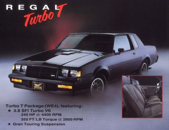 The Buick Grand National Gnx Crimson Times