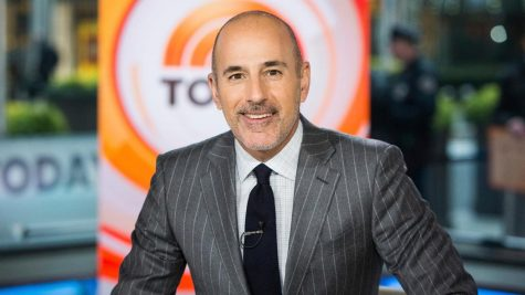 Matt Lauer Out at the Today Show