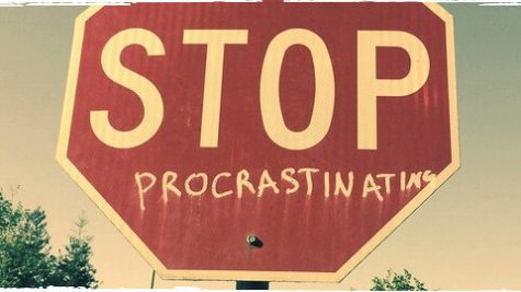 Why You Shouldn't Procrastinate