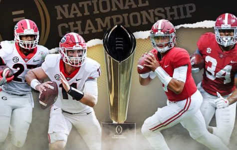 Georgia vs Alabama National Championship