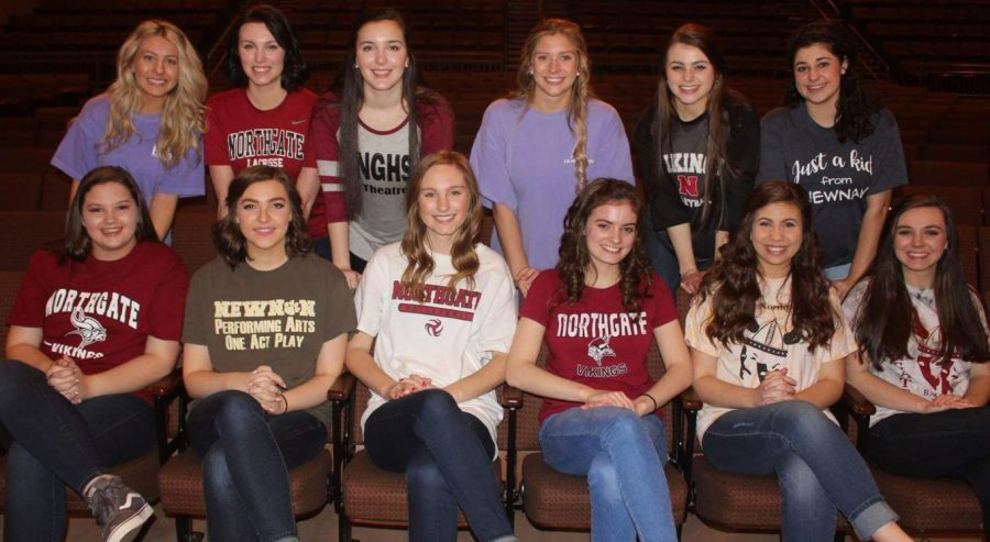 Distinguished Young Women 2018