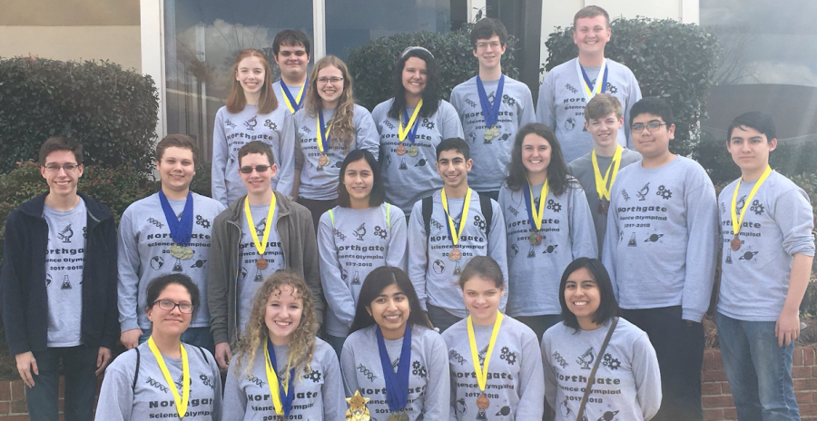 Northgate's Science Olympiad: Regionals to State