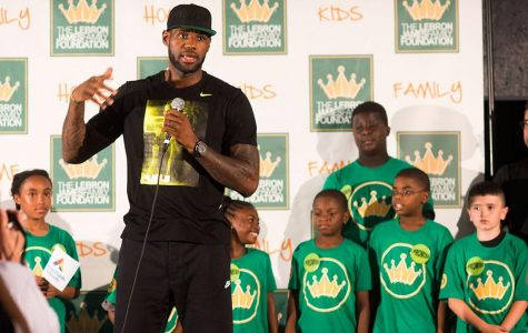 Lebron James to Open Elementary School For At-Risk Akron Elementary Students