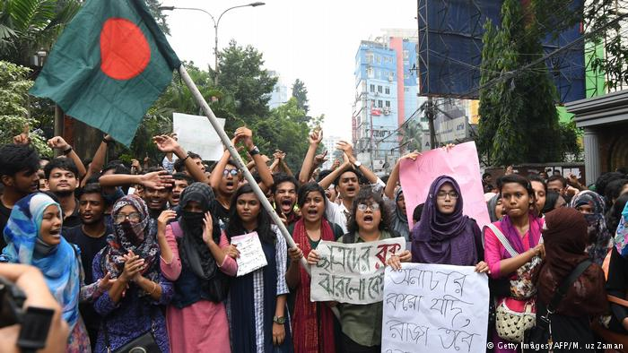 Student+Protests+in+Bangladesh