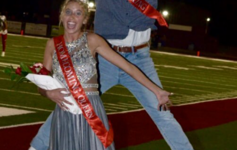 2018-19 Homecoming King and Queen