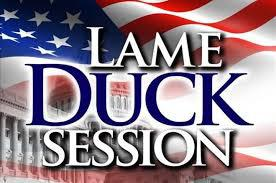Why Lame Duck Sessions In Government Should Not Exist