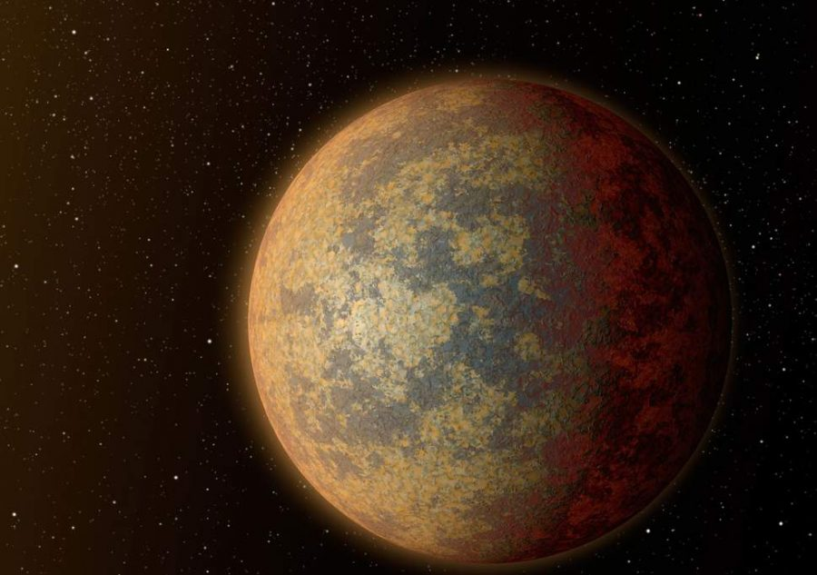 """New """"Super-Earth"""" Discovered 6 Light-Years Away"""