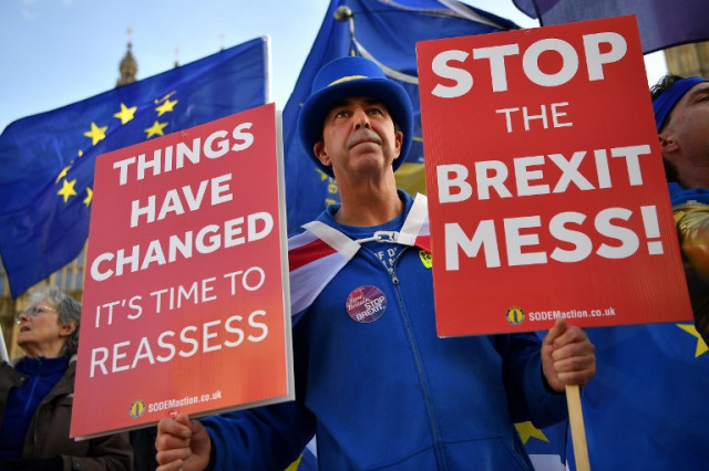 Remember Brexit? Well, The Process Is Still Ongoing