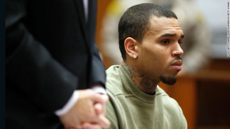 Chris Brown Arrested in Paris on Allegations of Rape