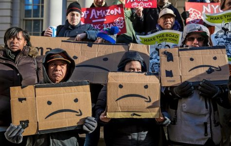 Amazon Withdrawals From New York Headquarters After Protests and Backlash