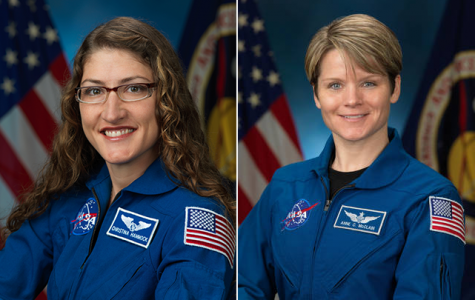NASA Announces First All-Female Spacewalk