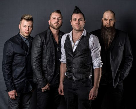 Three Days Grace's Blessing in Disguise