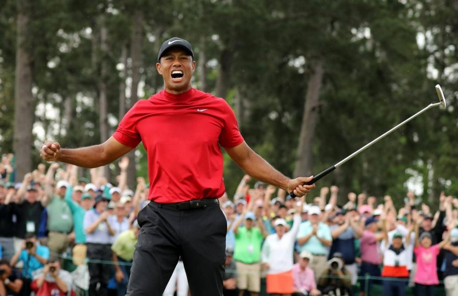 Tiger Woods Wins His Fifth Masters Title Since 2008