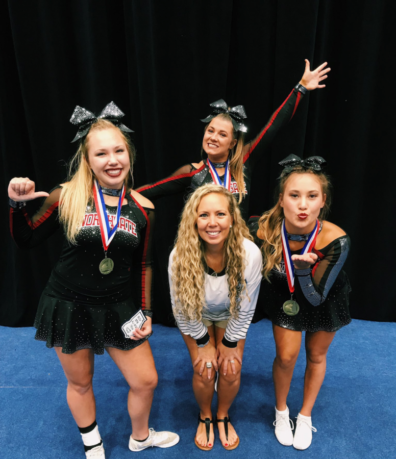Northgate Athletes Selected for Georgia Cheerleader of the Year