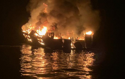 California Boat Fire Kills At Least 20