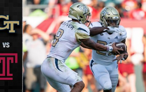 Week Four of Georgia Tech Football