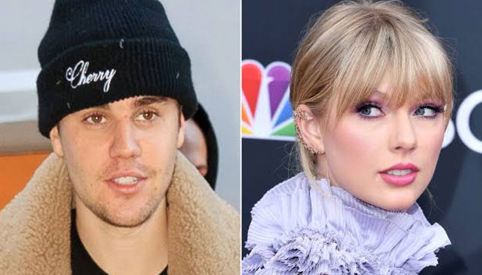 "Justin Bieber and His ""Bestie,"" Taylor Swift, say there's No Drama!"