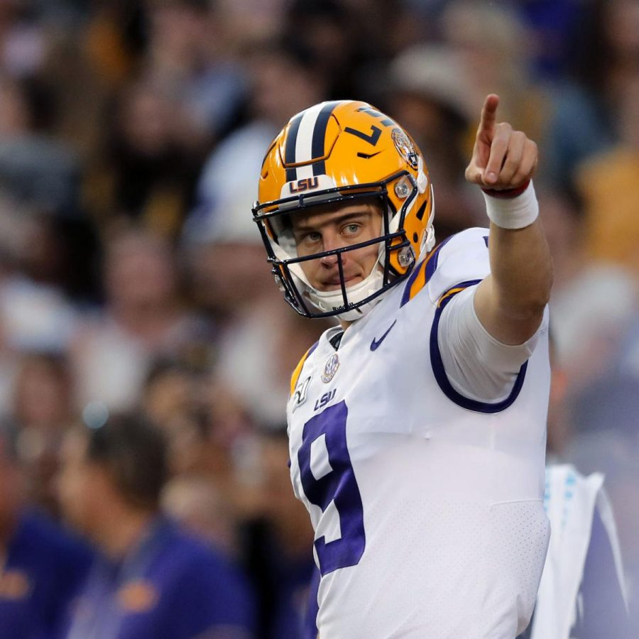 Joe Burrow: Bringing the Heisman to Death Valley