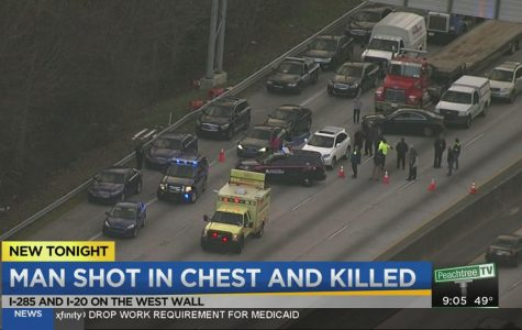 Deadly Shooting on I-285