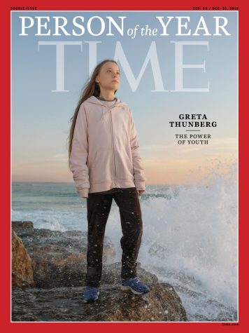 Greta Thunberg Named As Time's POTY, To Trump's Dismay