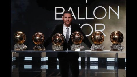 Messi is the First Player to Win Six Balon D