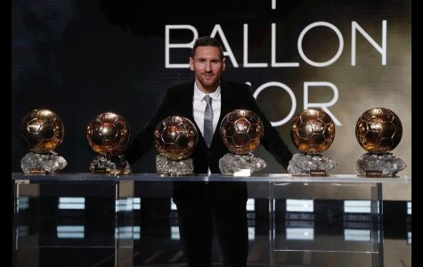Messi is the First Player to Win Six Balon D'ors
