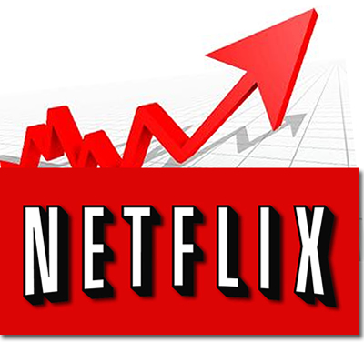 Netflix Skyrockets as Pandemic Cases Continue to Climb