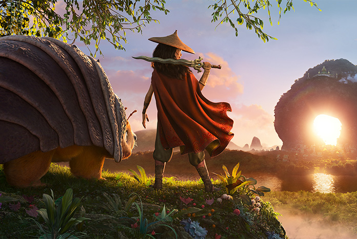 Disney Presents the First Southeast Asian Princess