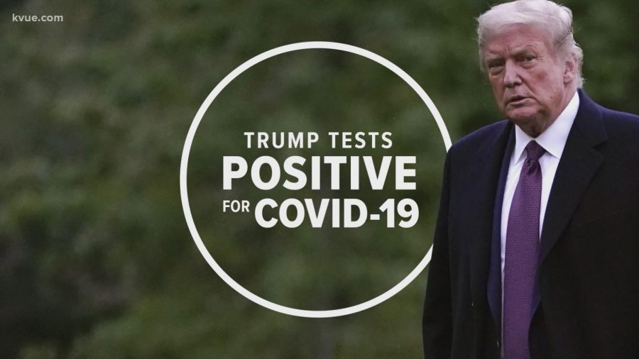 President Trump Tests Positive for COVID-19 Amid the Pandemic