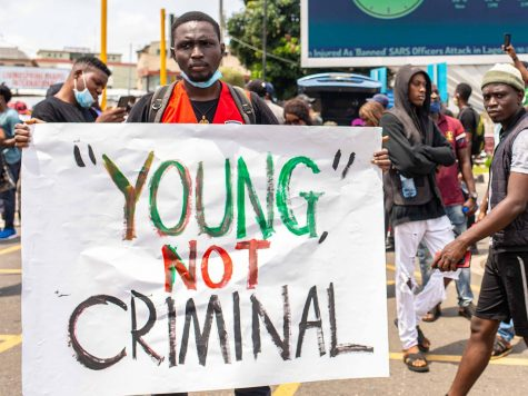 #EndSARS: Nigeria's anti-police brutality protests go global