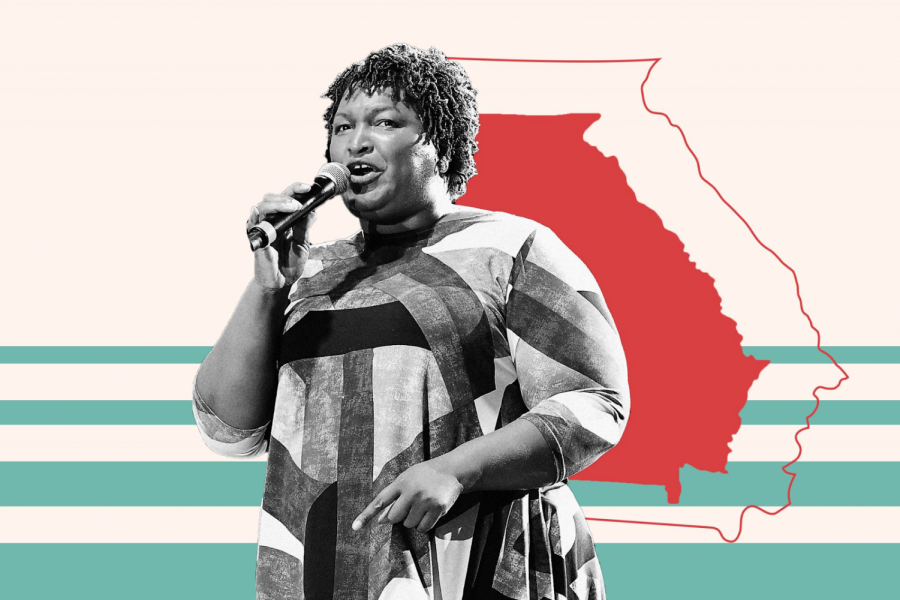 Stacey+Abrams+Registers+800%2C000+Voters+and+Turns+Georgia+Blue