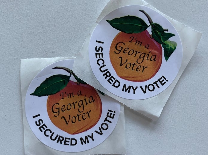 Uncounted Ballots Remaining in Georgia