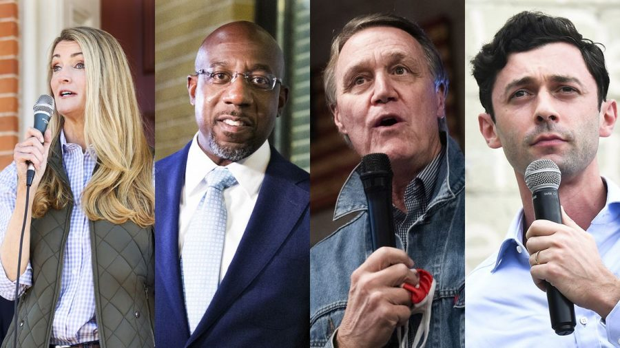 All Eyes on Georgia's Two Senate Races